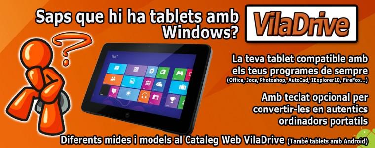 Vols comprar una Tàblet económica a Vilafranca del Penedés?